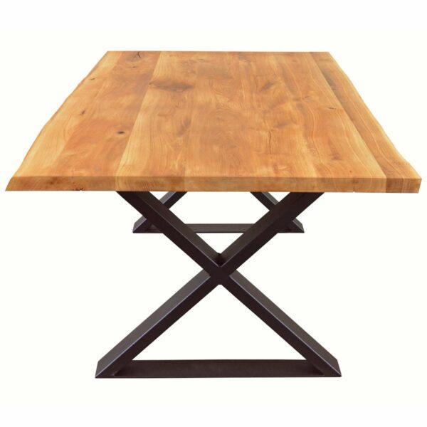 Tisch mit X-Gestell