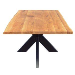 Tisch mit Spider Gestell