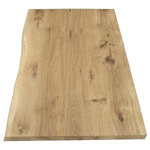 einseitige Baumkante Küchenarbeitsplatte
