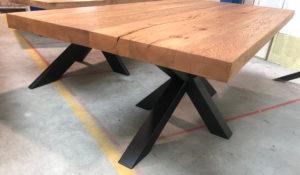 Alteiche Esstisch Konferenztisch 200x100cm