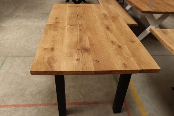 Tisch Esstisch Konferenztisch Wildeiche 180x100cm
