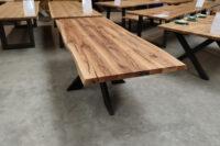 Tisch aus Alteiche 4cm Esstisch 240x100cm