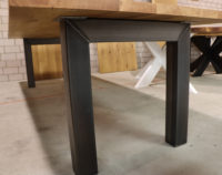 Tisch aus Wildeiche Esstisch Konferenztisch 300x110cm