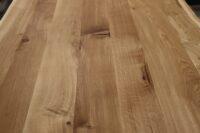 Tisch mit Baumkante Esstisch 220x100cm Spider