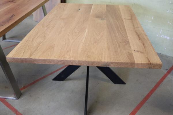 Esstisch aus Wildeiche 160x100cm