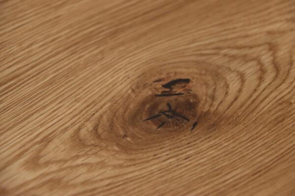 Massivholztisch aus Wildeiche 260x100cm