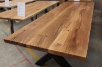 Tisch aus Alteiche 300x100cm