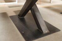 Tisch mit Baumkante Esstisch 220x100cm