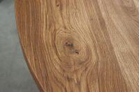 Runder Tisch aus Eiche 150cm