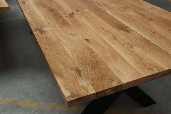Tisch aus Eiche 280x110cm